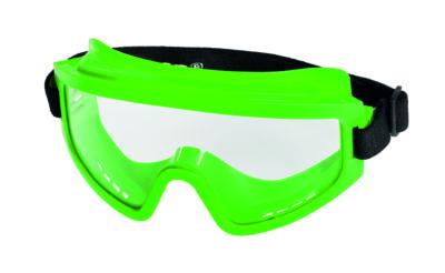 Очки защитные закрытые с непрямой вентиляцией ЗН11 PANORAMA StrongGlassТМ (РС)
