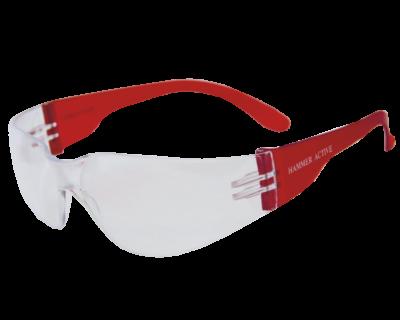 Очки защитные открытые О15 HAMMER ACTIVE super (PC)