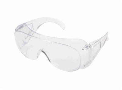 Очки защитные открытые О35 ВИЗИОН® StrongGlass (PС)