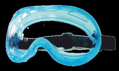 Очки защитные закрытые c непрямой вентиляцией ЗН55 SPARK