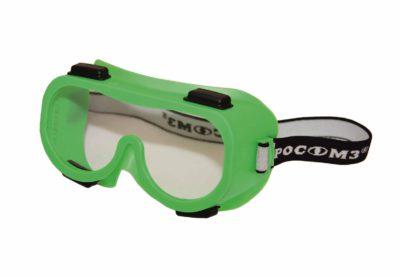 Очки защитные закрытые с непрямой вентиляцией ЗН4 ЭТАЛОН