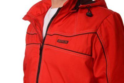 Куртка рабочая летняя мужская 019 красная