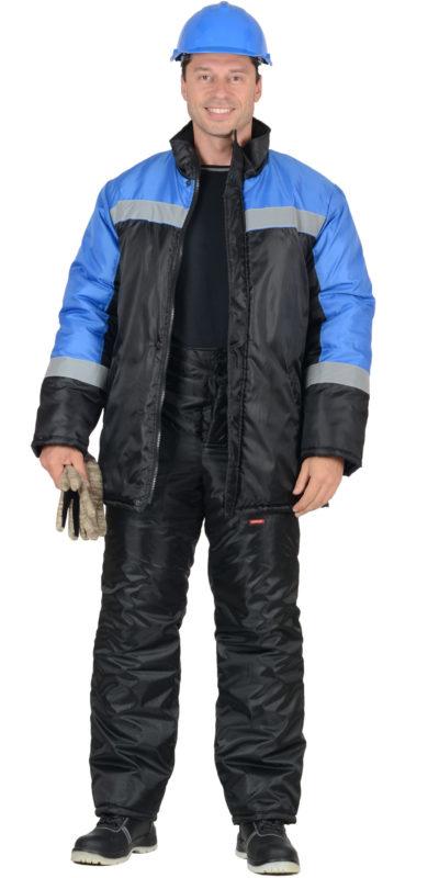 Костюм рабочий зимний мужской 1005