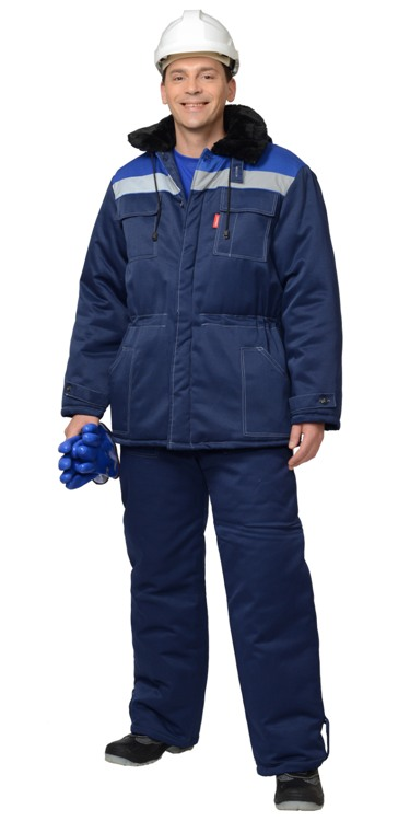 Костюм рабочий зимний мужской 024