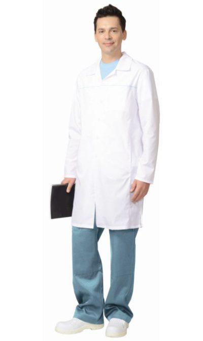 Халат медицинский мужской H008-08