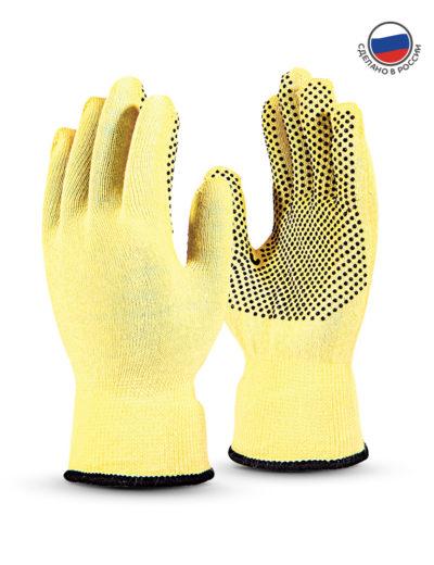 Перчатки защитные АРАМАКС СЛИМ ГРИП KVG-50