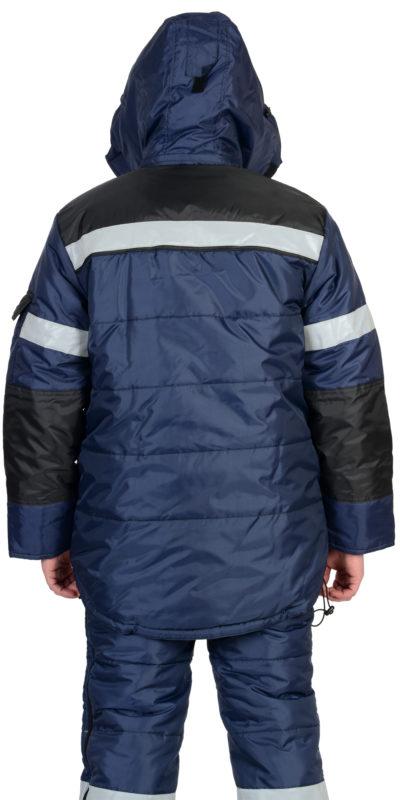 Куртка мужская зимняя рабочая 813