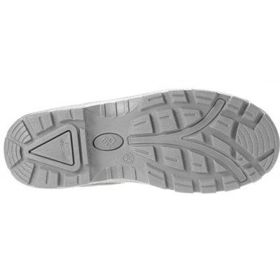Ботинки кожаные рабочие «Элиты» ПУ/ПУ