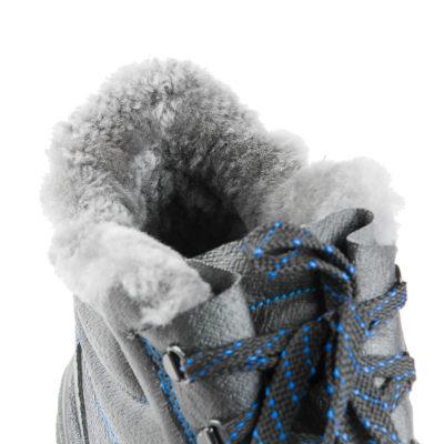Ботинки рабочие зимние ПУ/Нитрил