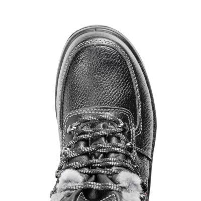 Ботинки утепленные на меху ПУ/Нитрил