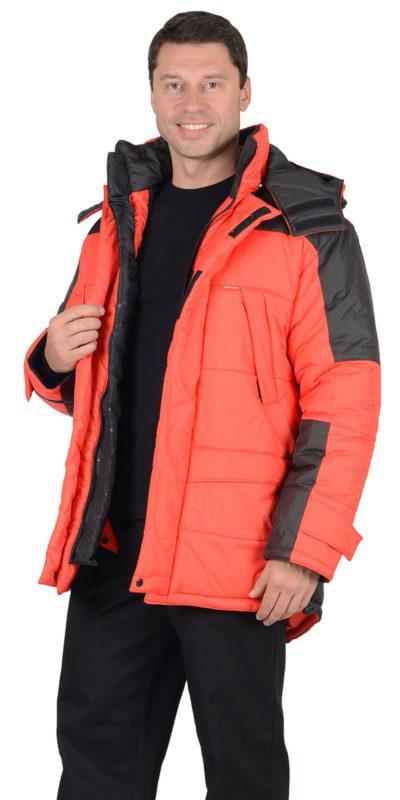Куртка мужская зимняя рабочая 688