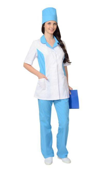 Костюм медицинский женский Л030-30