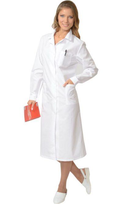 Халат медицинский женский Н023-23