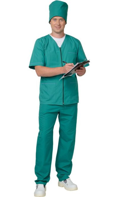 Костюм хирургический мужской B006-6