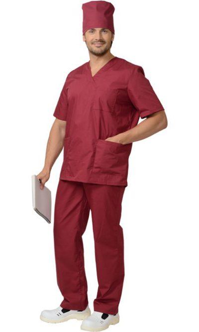 Костюм хирургический мужской B005-5