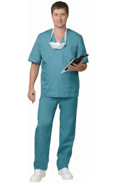 Костюм хирургический мужской B004-4