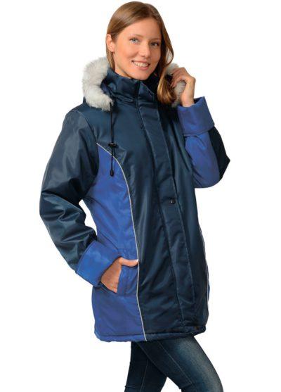 Куртка женская зимняя 507