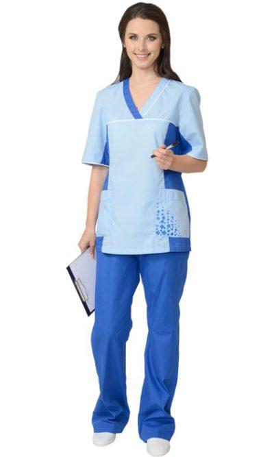 Костюм медицинский женский Л022-22