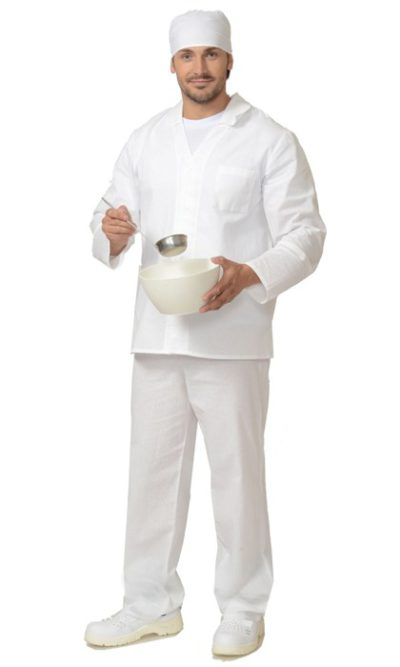 Костюм повара универсальный мужской
