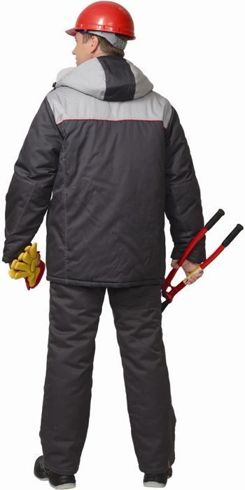 Костюм рабочий зимний мужской 0678