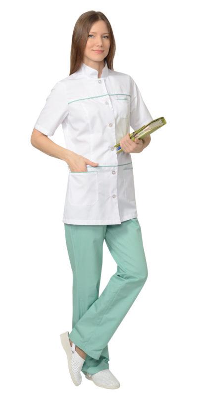 Костюм медицинский женский Л023-23