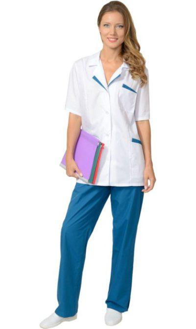 Костюм медицинский женский Л024-24