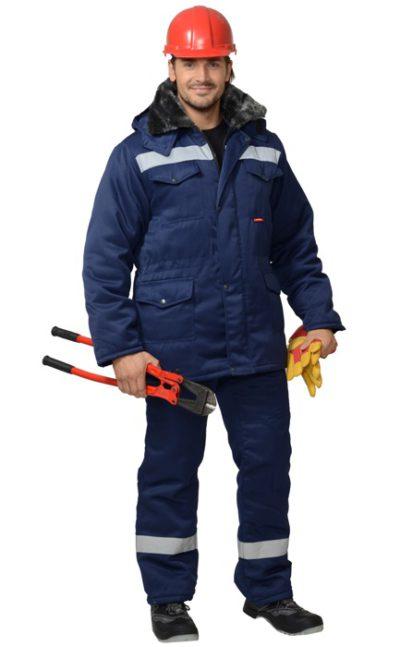 Костюм рабочий зимний мужской 720