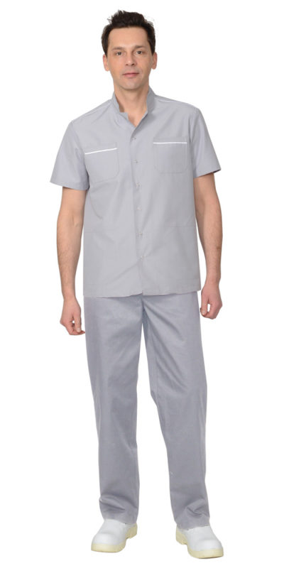Костюм медицинский мужской Л025-25