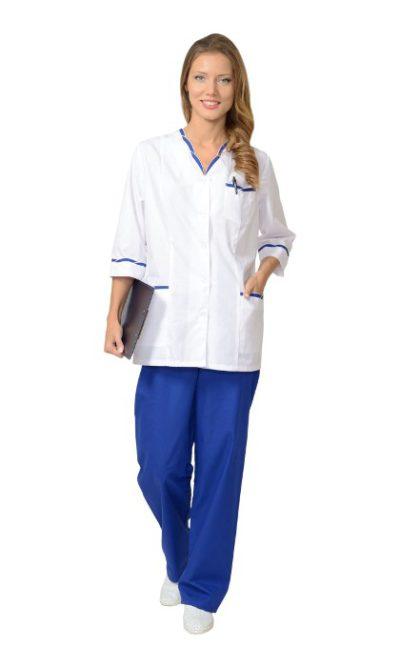 Костюм медицинский женский Л026-26