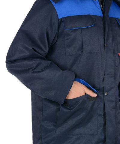 Куртка мужская зимняя рабочая 925