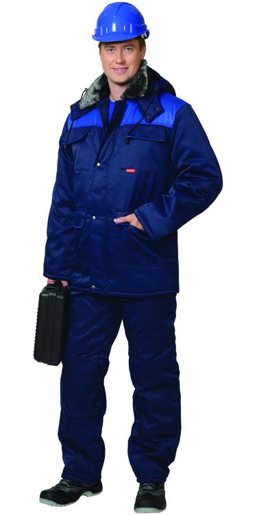Костюм рабочий зимний мужской 468