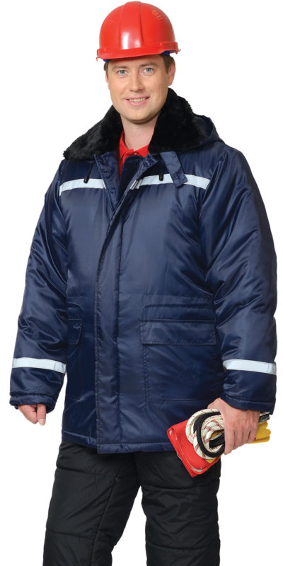 Куртка мужская зимняя рабочая 524