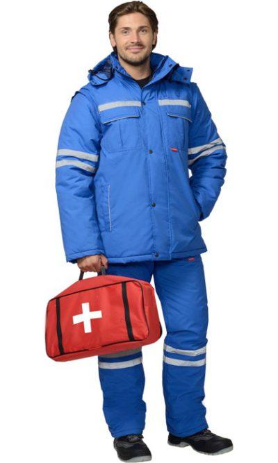 Костюм скорой помощи зимний СП-25