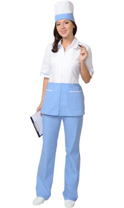 Костюм медицинский женский Л029-29