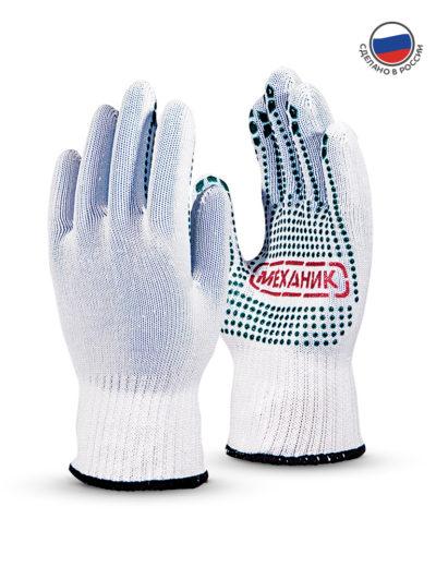 Перчатки защитные МЕХАНИК TNG-29