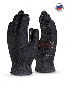 Перчатки защитные МЕХАНИК БЛЭК TNG-30