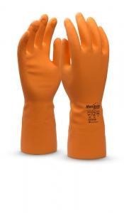 Перчатки защитные латексные ЦЕТРА L-F-04