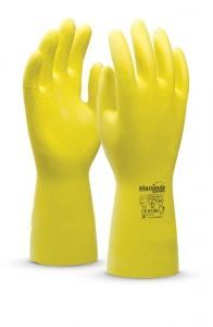 Перчатки защитные латексные ФОРСАЖ L-F-14