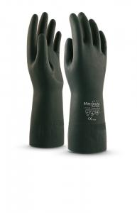 Перчатки защитные латекс/неопрен ХИМИК LN-F-08