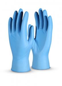 Перчатки защитные нитриловые ЭКСПЕРТ Н+ NO-PF-20