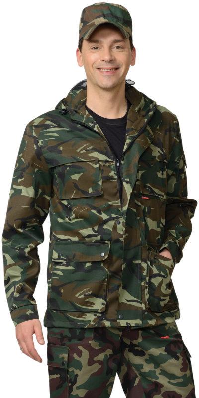 Куртка камуфляжная мужская 219-4