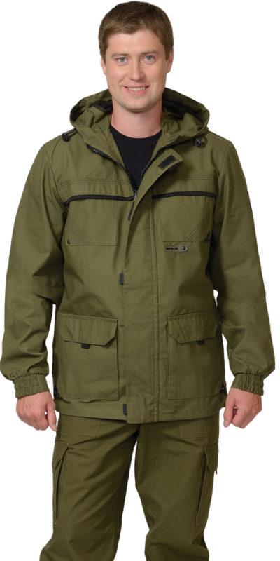 Куртка камуфляжная мужская 219-5