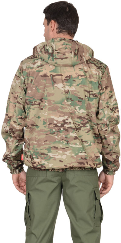 Куртка камуфляжная укороченная 219-1