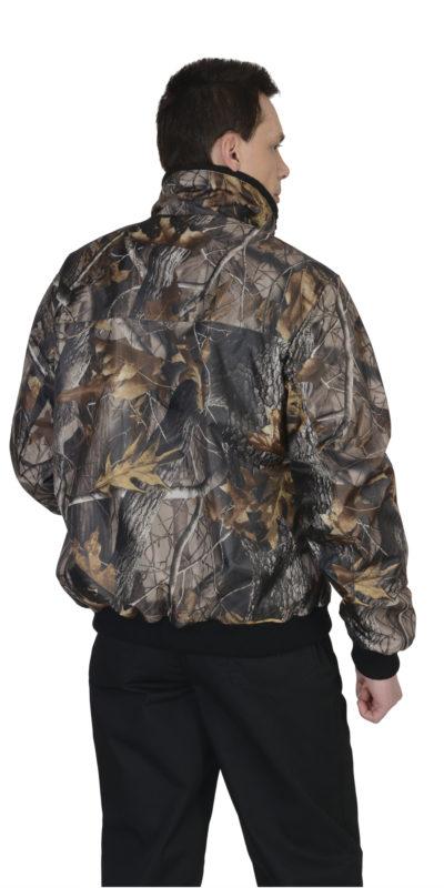 Куртка камуфляжная укороченная 219-2