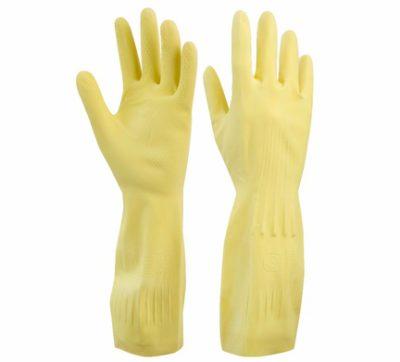 Перчатки хозяйственные Лотос Люкс
