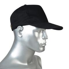Кепка-бейсболка черная