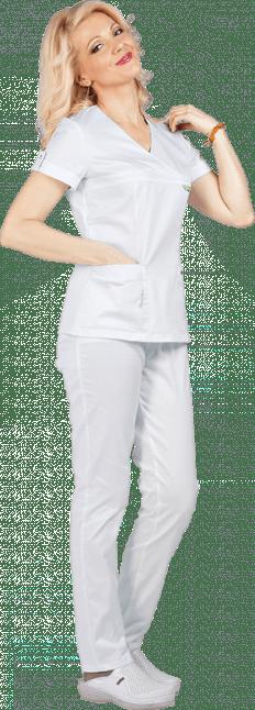 Блуза медицинская ЛУ28