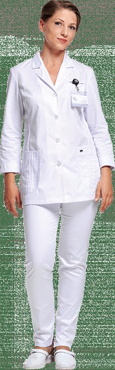 Блуза медицинская ЛУ29