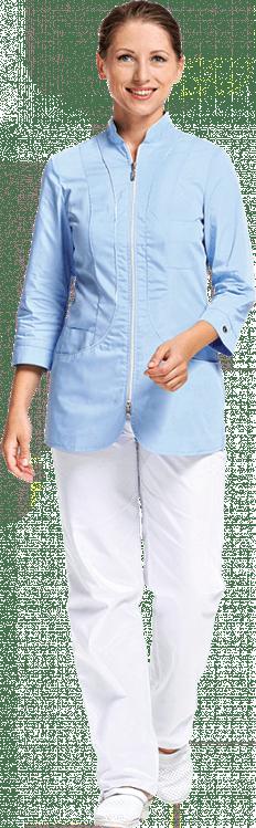 Блуза медицинская ЛУ32
