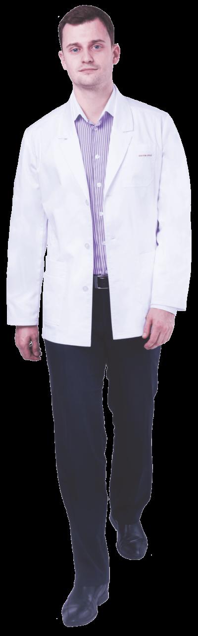 Блуза медицинская мужская ЛУ33